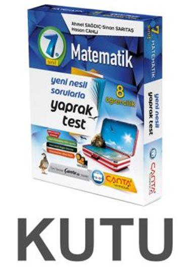 7.Sınıf Kutu Yaprak Test Matematik 109,90
