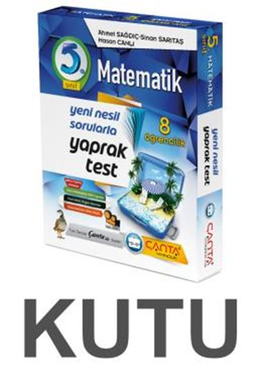 5.Sınıf Kutu Yaprak Test Matematik 109,90