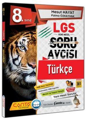 8.Sınıf Lgs Soru Avcısı Türkçe - 19,90
