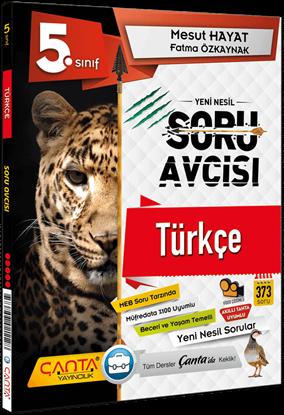 5. Sınıf Türkçe Soru Avcısı