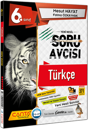 6. Sınıf Türkçe Soru Avcıs