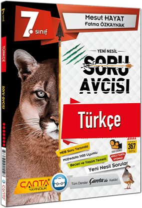 7. Sınıf Türkçe Soru Avcısı